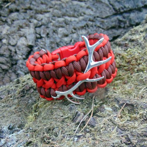 Survival náramek s maticemi