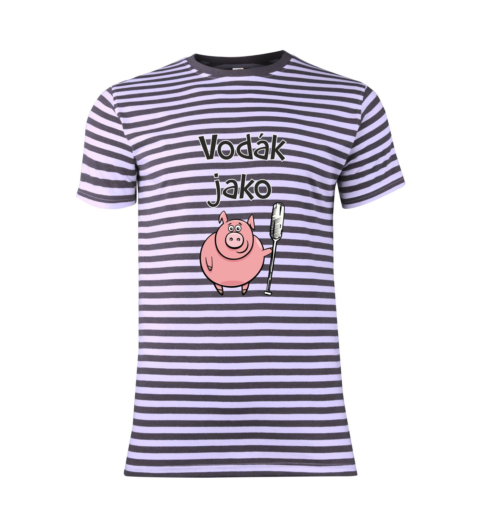 Triko Vodák jako prase   Zboží prodejce Tiskárna MH  3330770eee