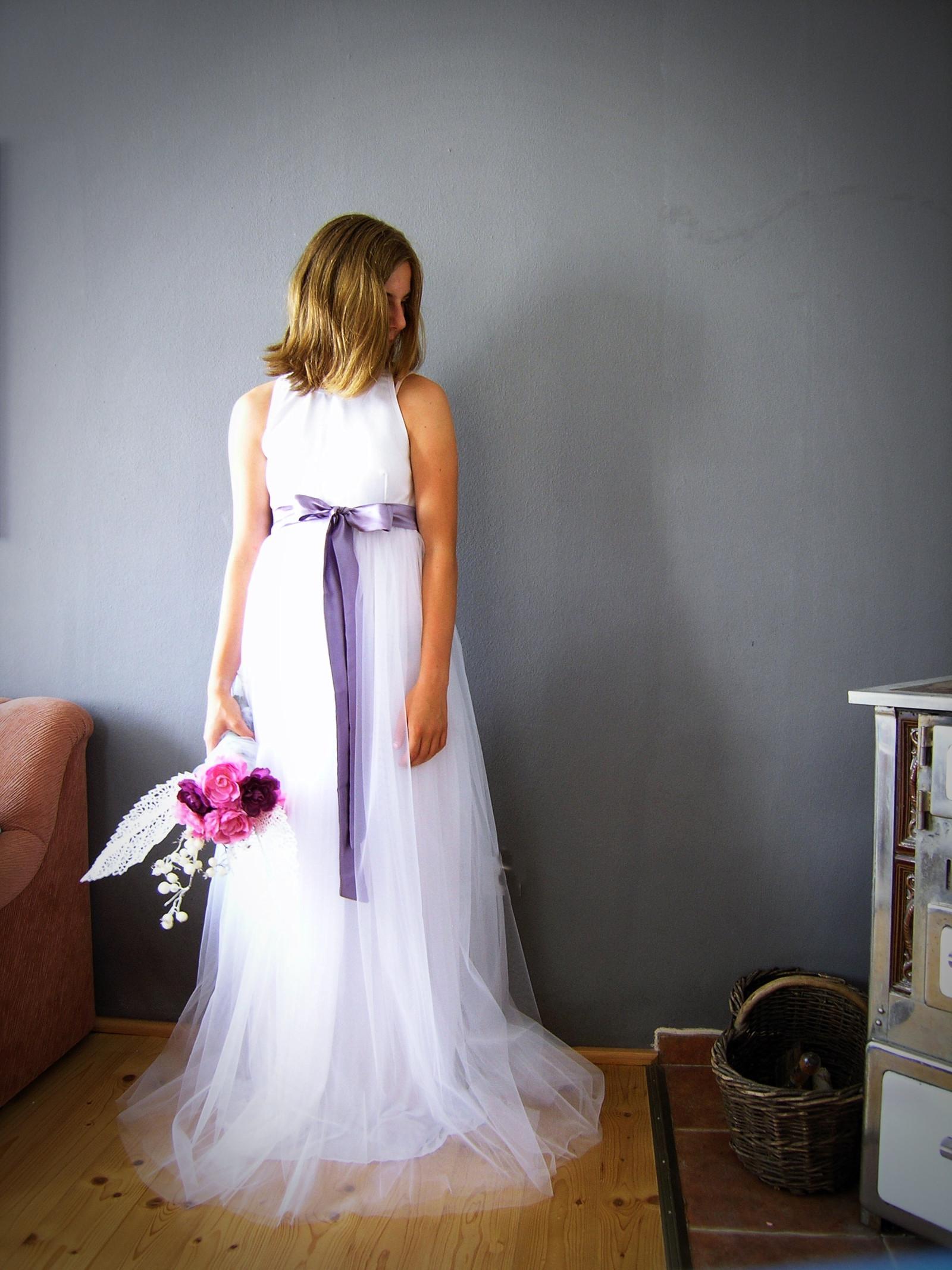 d82b28fb7626 svatební šaty empírový střih   Zboží prodejce ceasara