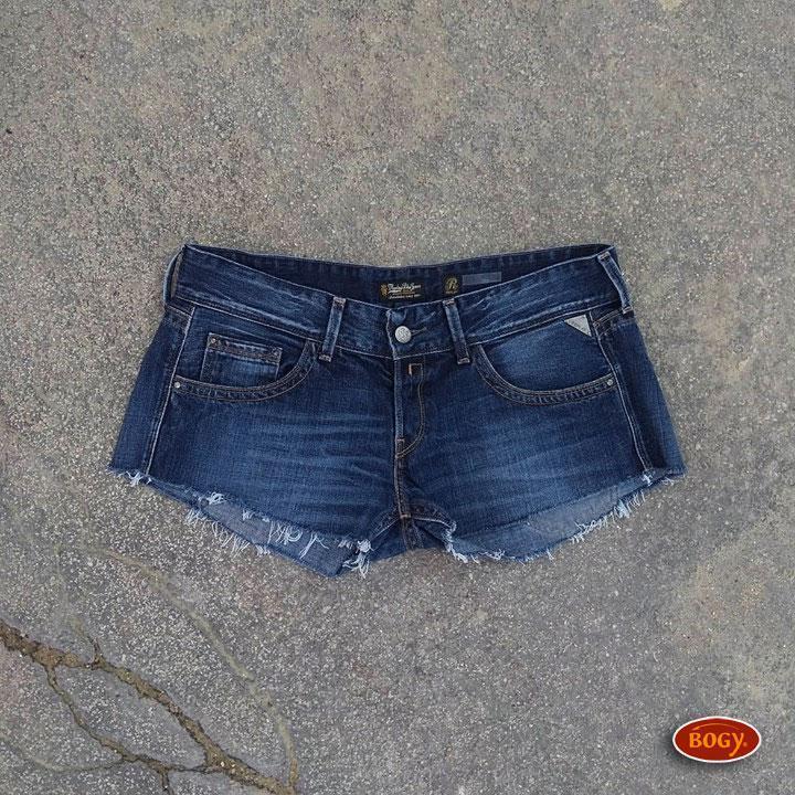 recy džínové bokové kraťasy af8f426c39