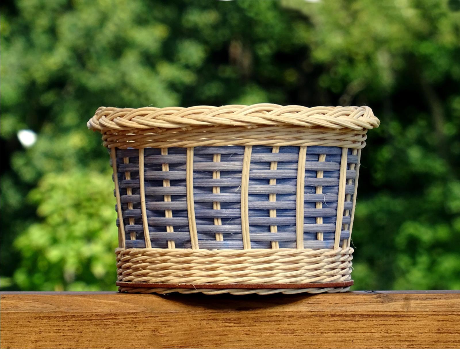 Košík pletený