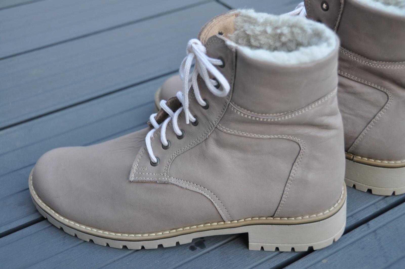 Zimní boty s kožíškem-Mont-Saint-Michel krémová   Zboží prodejce ... 1f899ecb96