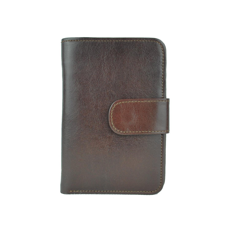 Dámska praktická kožená peňaženka 7452e1f5ecd
