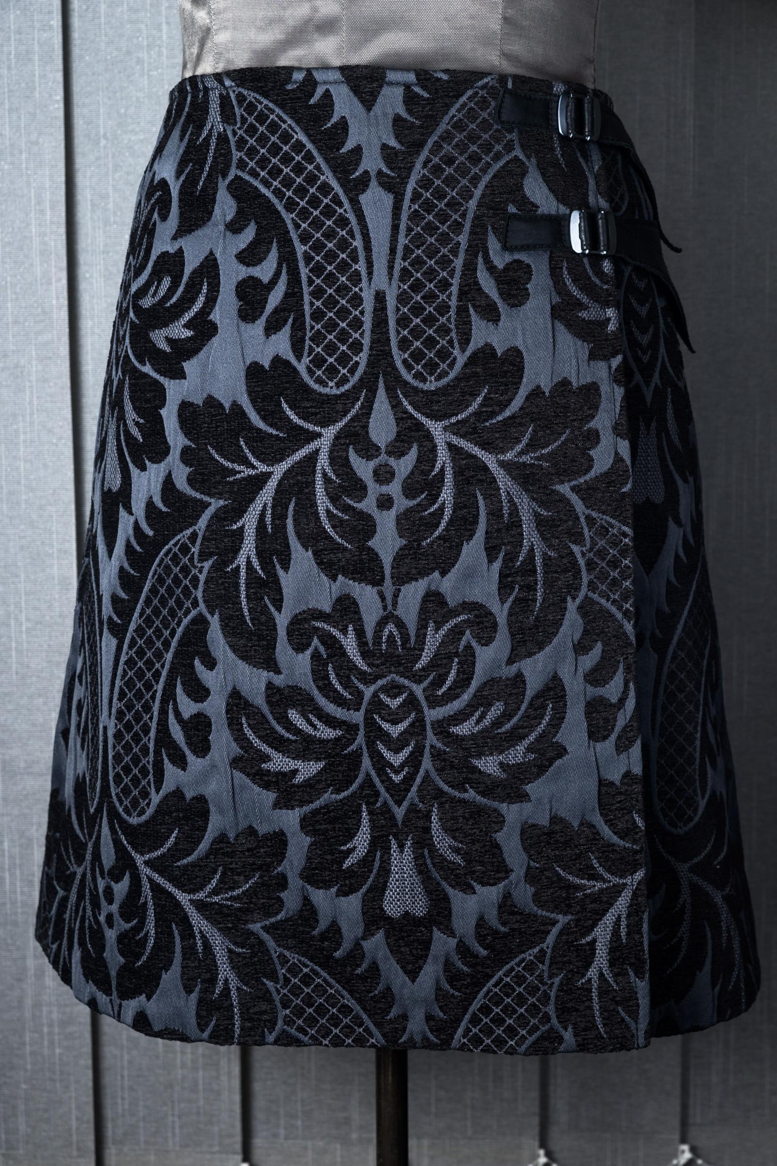Dámská zavinovací sukně   Zboží prodejce STUDIO 99  c8d552de7c