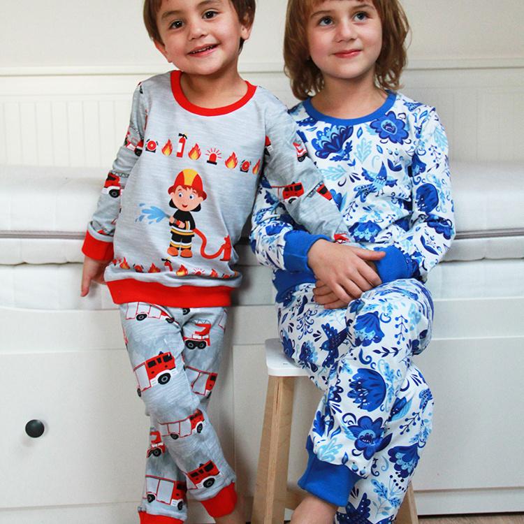 2515d86a2e2 Střih na dětské pyžamo (velikosti 80 – 164) (Velikost 80 - 122)   Zboží  prodejce Prošikulky