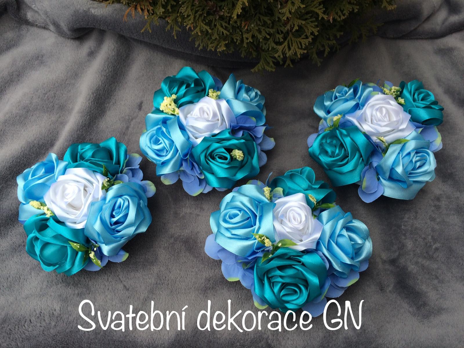 Kulata Ikebana Tyrkysova Zbozi Prodejce Svatebni Dekorace Gn