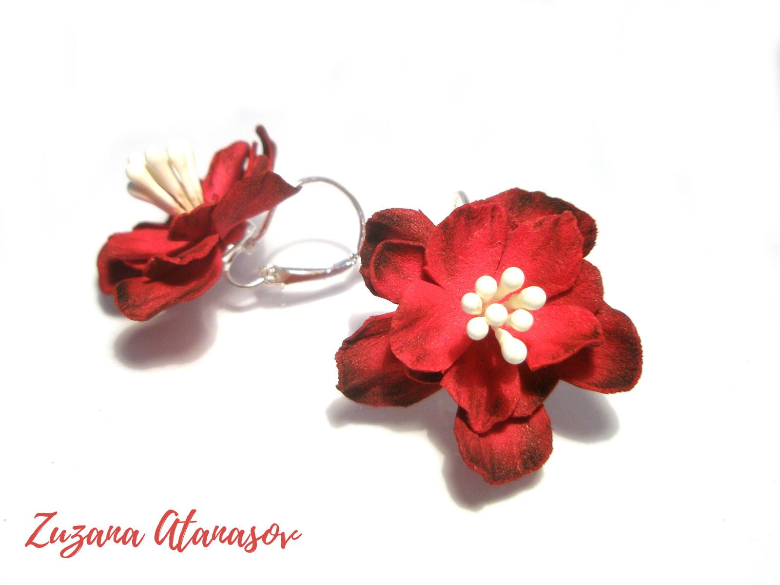 699605225d4 Rozkvetlé červené   Zboží prodejce Zuzana Atanasov