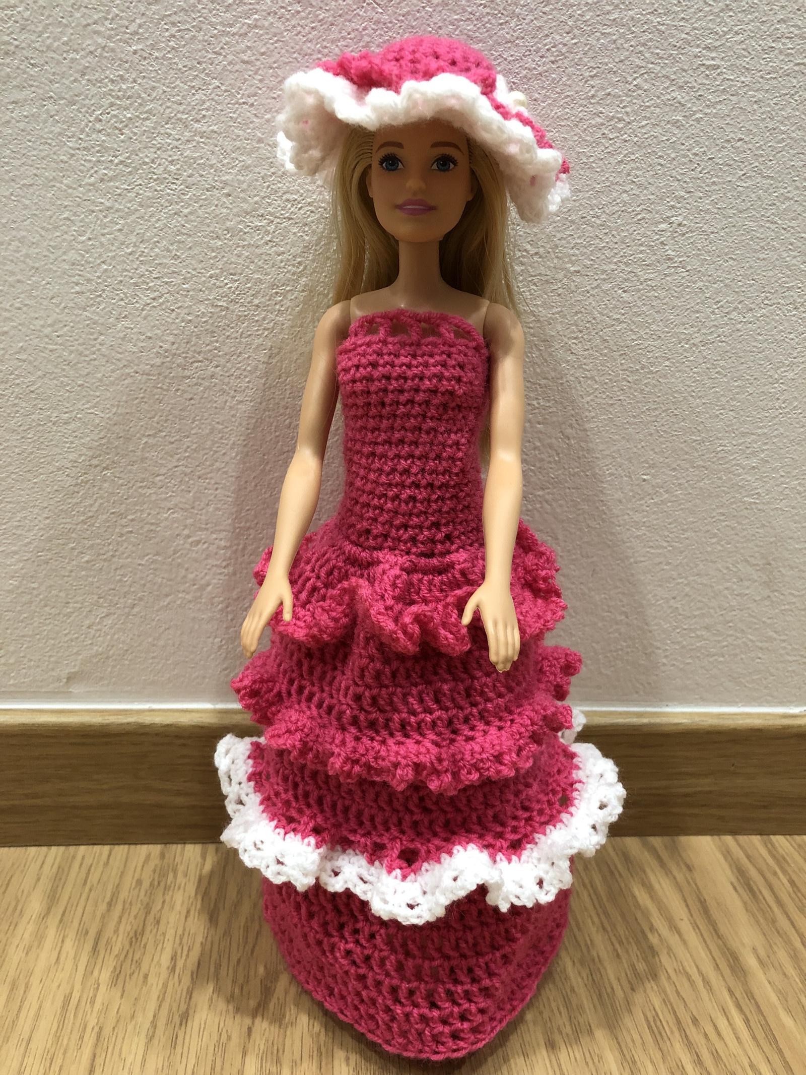 barbie style dress