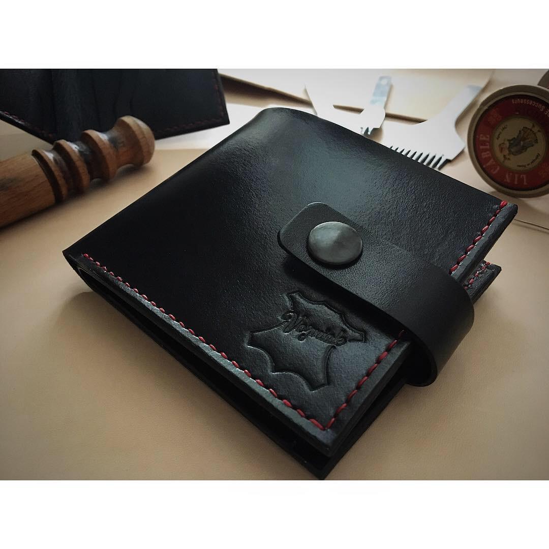 8aea3ad6c Kožená peněženka na zakázku - ruční výroba / Zboží prodejce Kožené ...