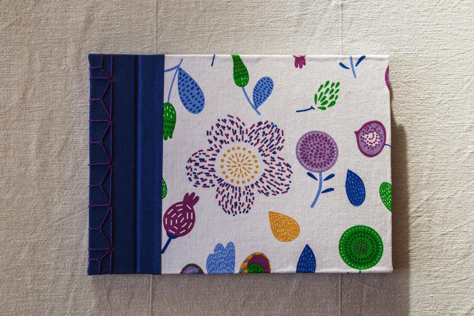 Fotoalbum barevné květiny   Zboží prodejce Gabudlak  f387a33cd2