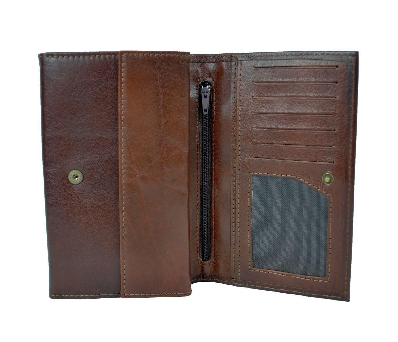 d241cc789b Dámska luxusná peňaženka z pravej kože