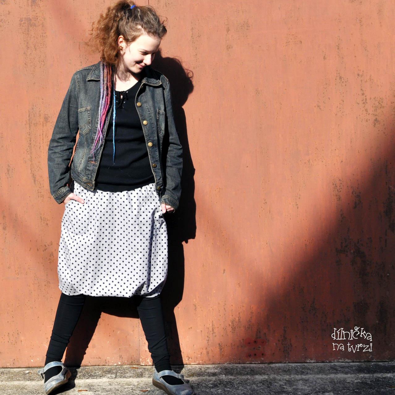 Puntíkované...turky sukně   Zboží prodejce Dílnička NA TVRZI  f024749686