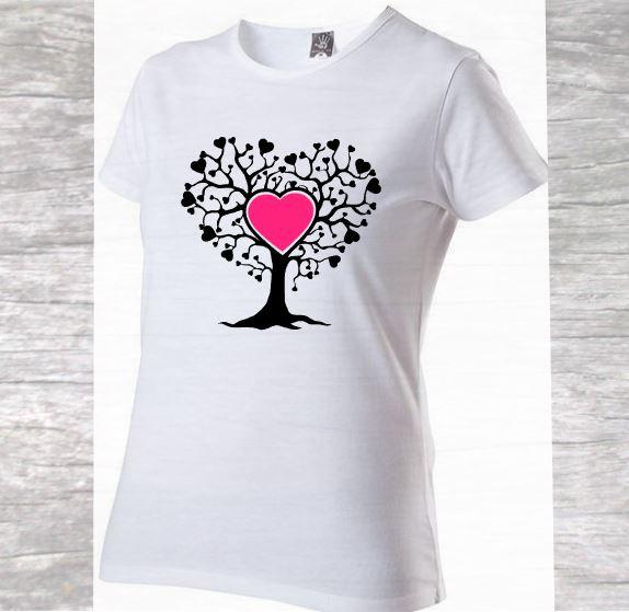 1df82fba71be Tričko - strom   Zboží prodejce Krchnaida