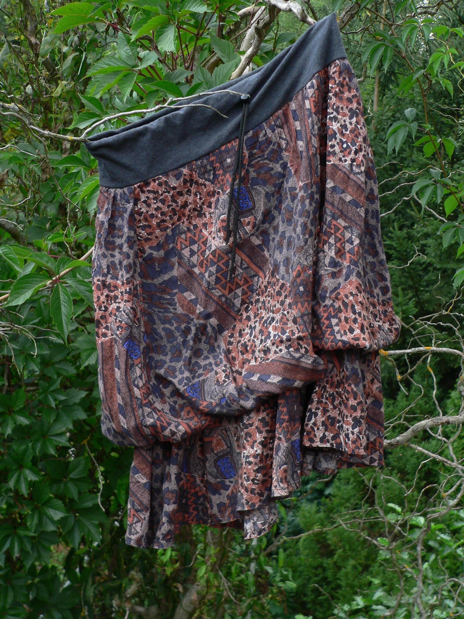 270130ea852 Balónová poschoďová sukně   Zboží prodejce Lesní louka