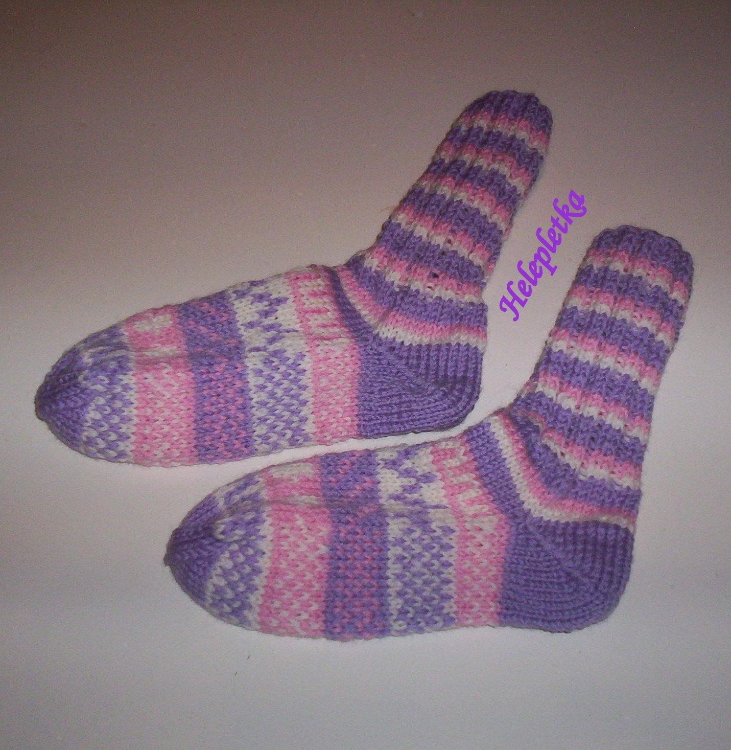 Ponožky NORSKÁ VLNA 03 18   Zboží prodejce helepletka  3d597c2c35