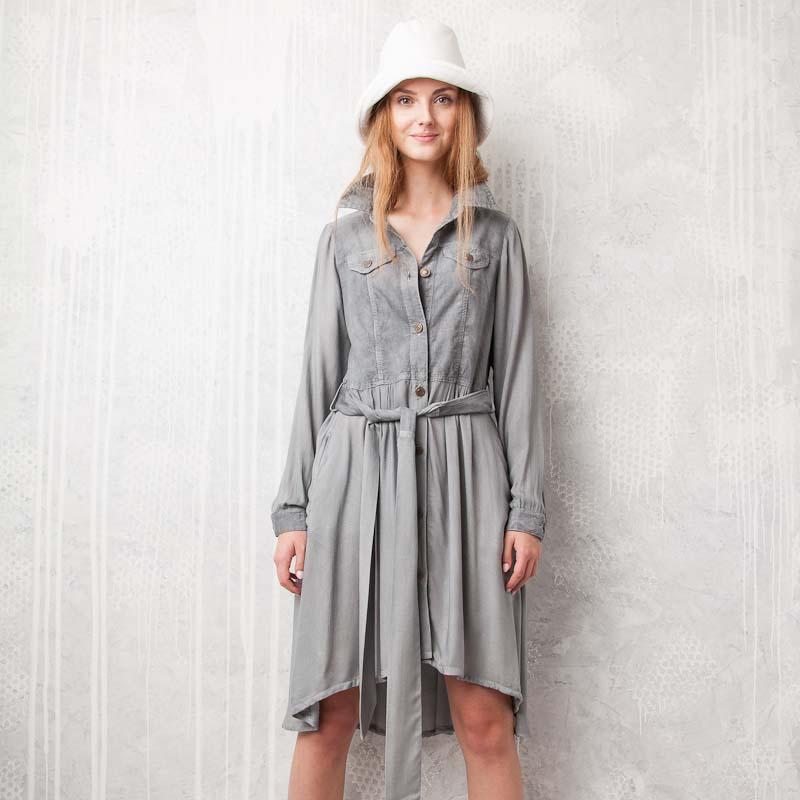 04cb56b98d9 Krátké košilové šaty - vel. S   Zboží prodejce adelaide design