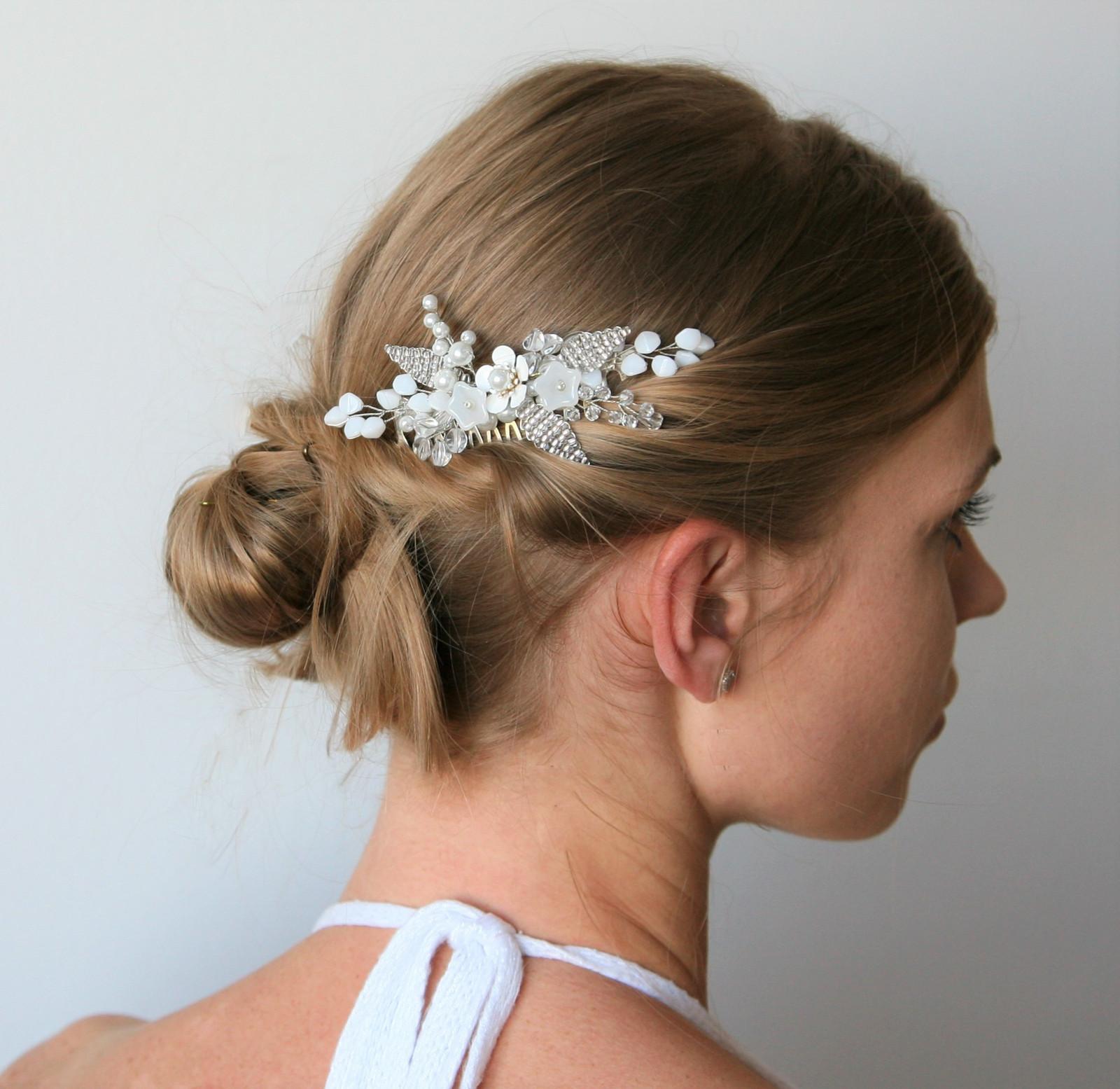 Hřebínek do vlasů - Laura   Zboží prodejce Beauticon  7f02684c6c
