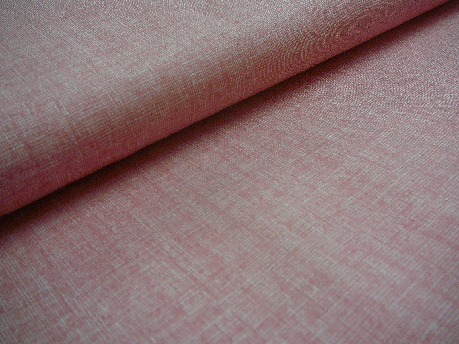 63edcb4e5740 metráž - režný efekt - růžový - šíře 140cm   Zboží prodejce látky ...