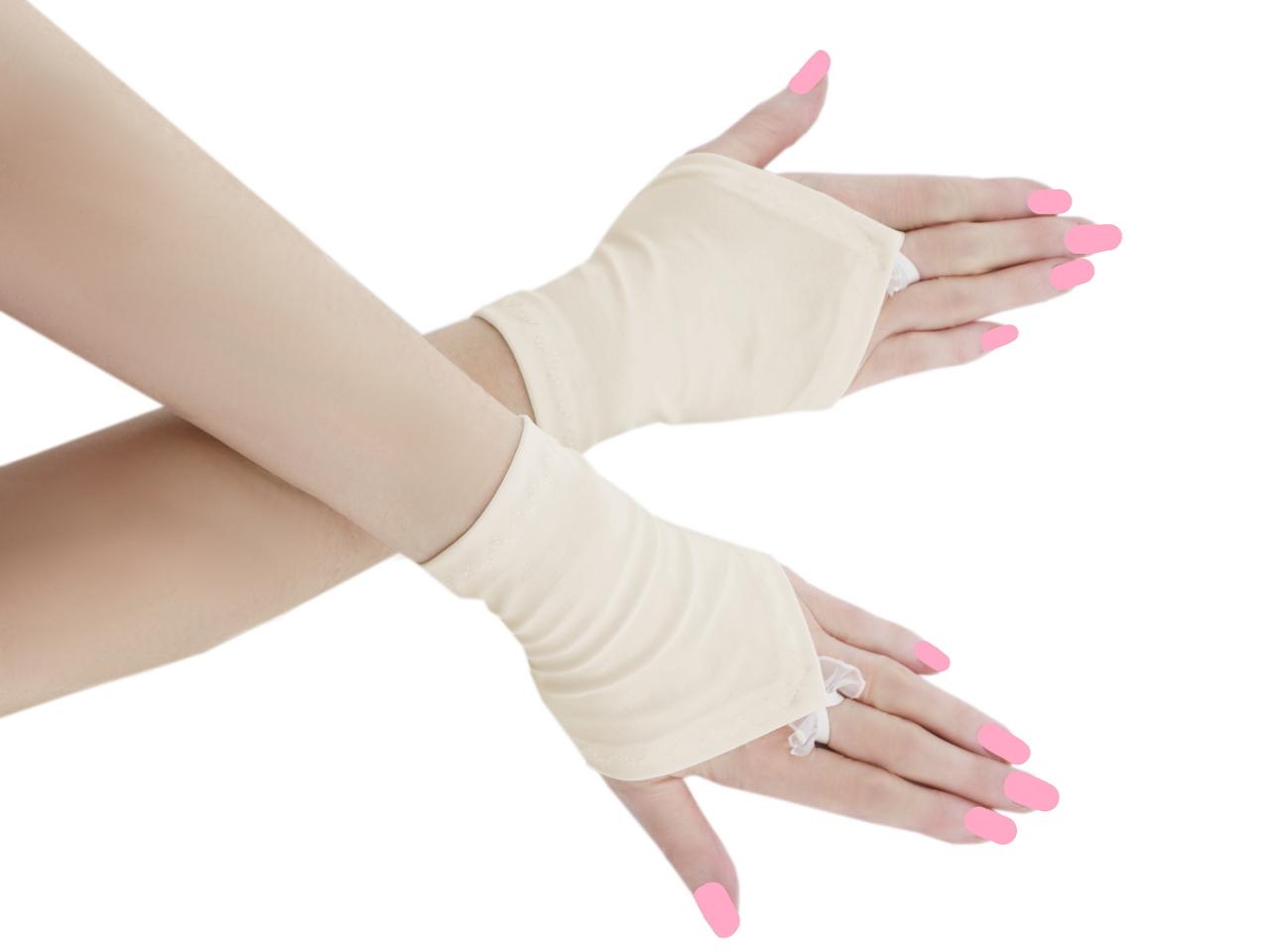 722008b629d Dámské společenské rukavice ivory 0215   Zboží prodejce svatba ...