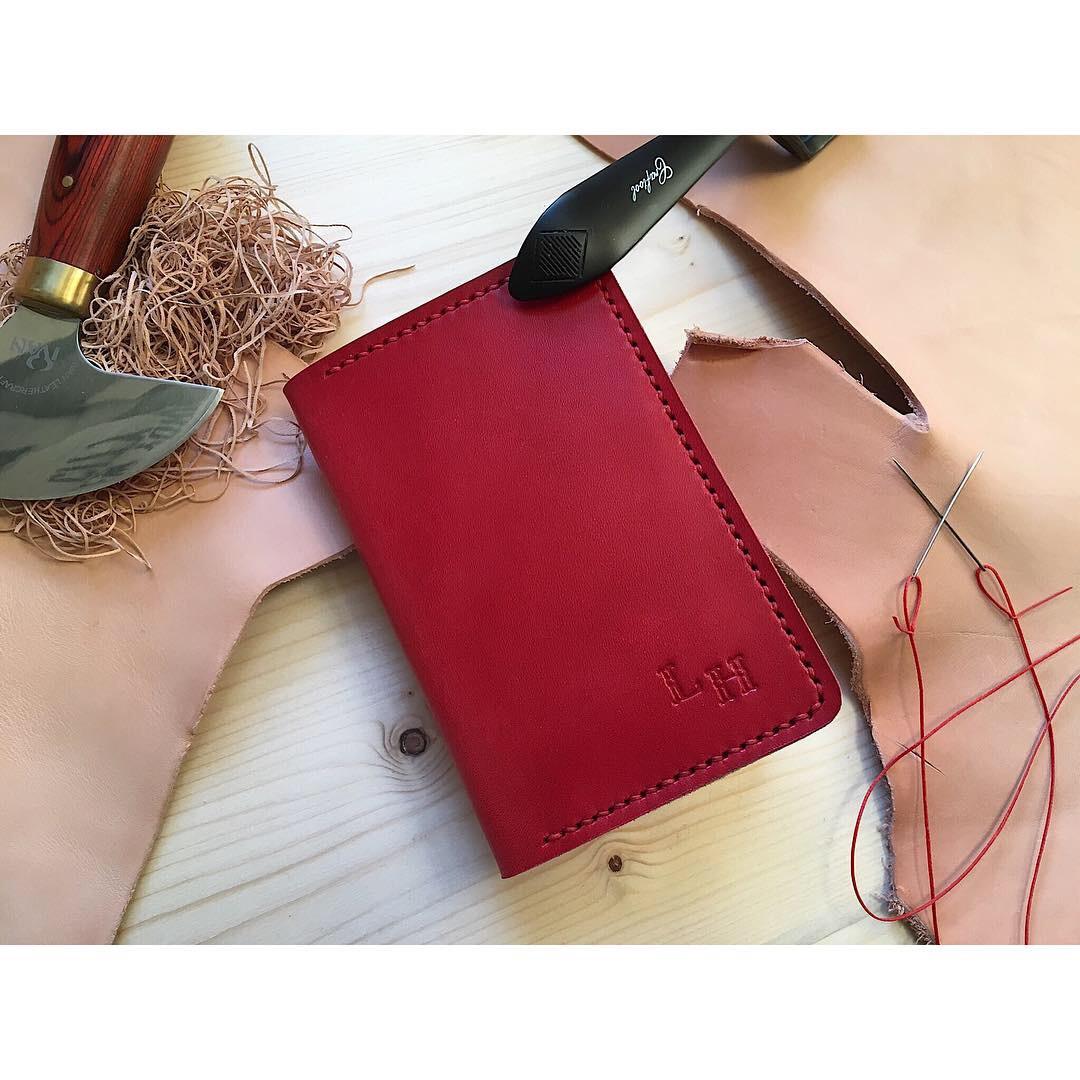 537caf9c9 Dámská peněženka na zakázku - ruční výroba / Zboží prodejce Kožené ...