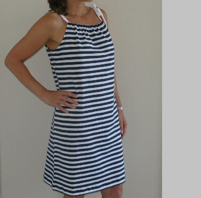 8393f65b3d7 Pruhované šaty...M L...   Zboží prodejce jmmoda