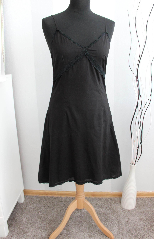 f28322ed263a Černé chic vintage šaty háčkované   Zboží prodejce Madame Chic Styl ...