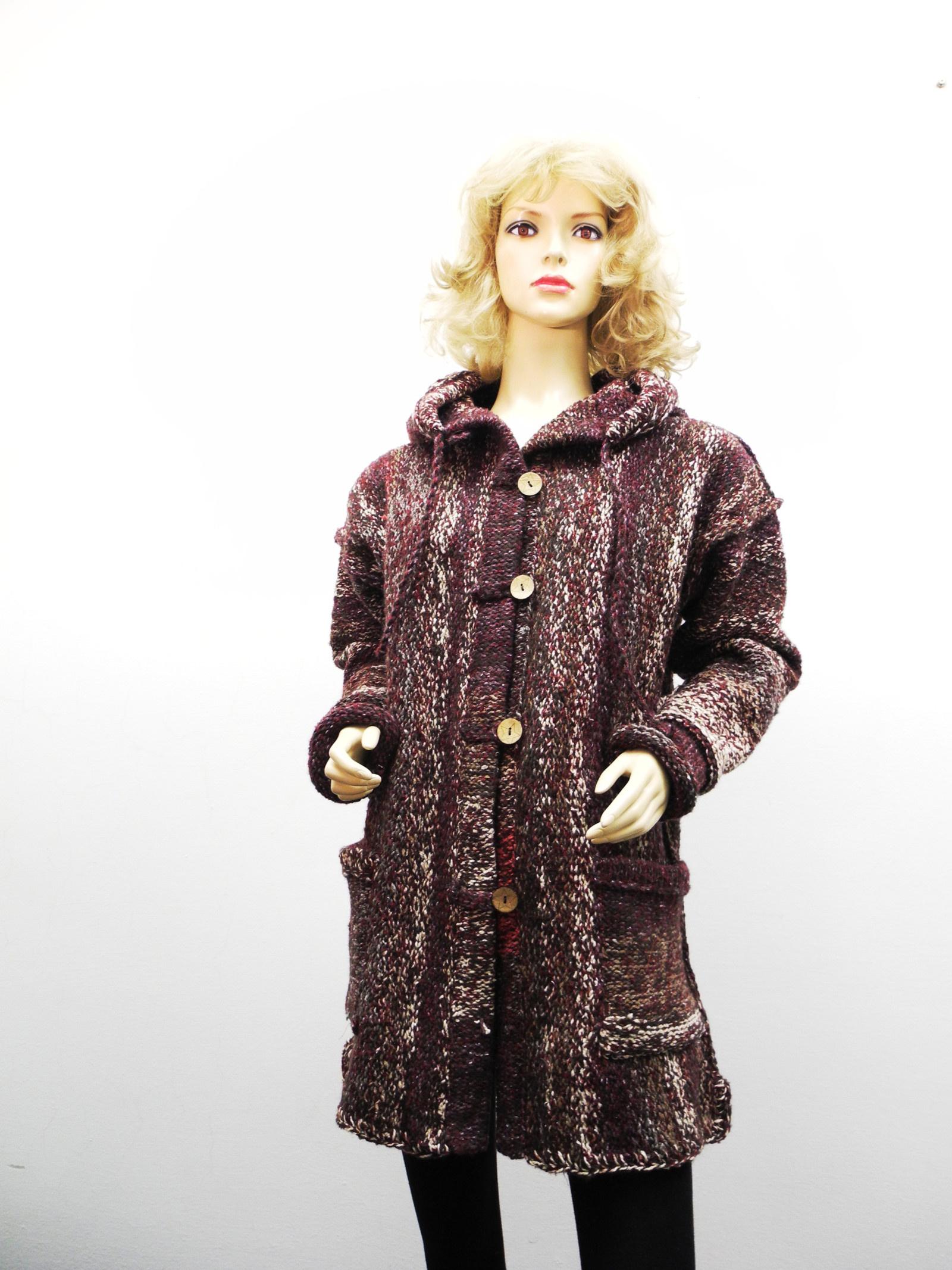Pletený kabátek MAROKO 5442968b6a