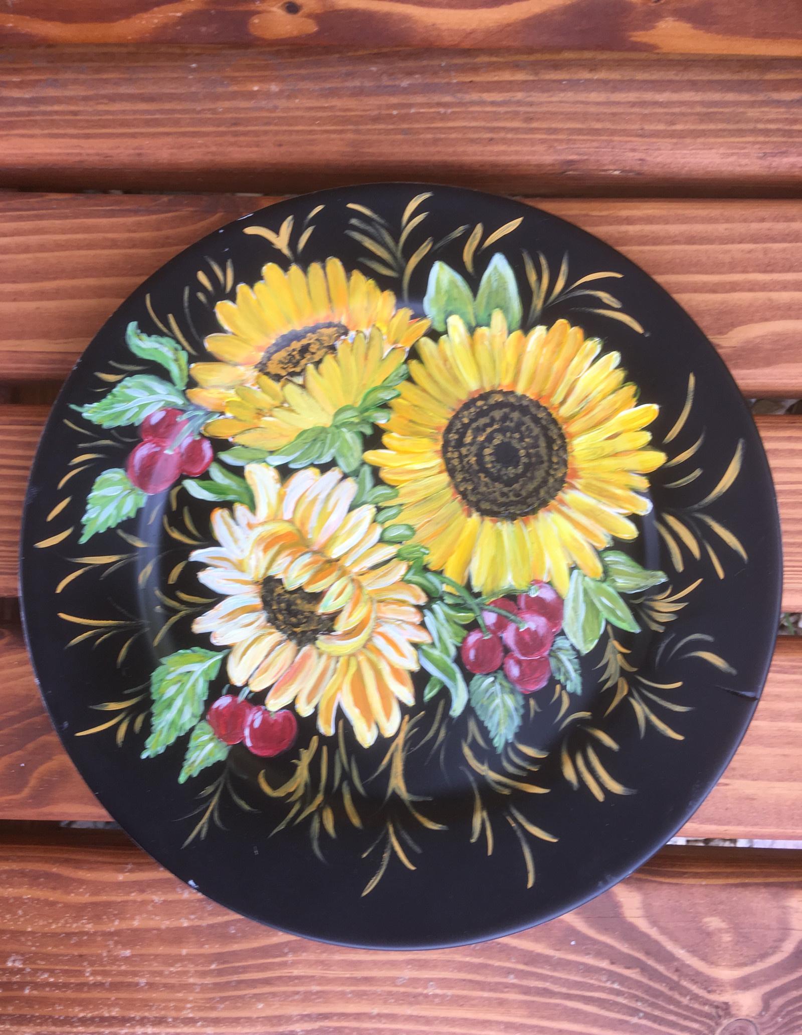 Kvetiny Kreslene Velky Talir Zbozi Prodejce Vigrok Fler Cz