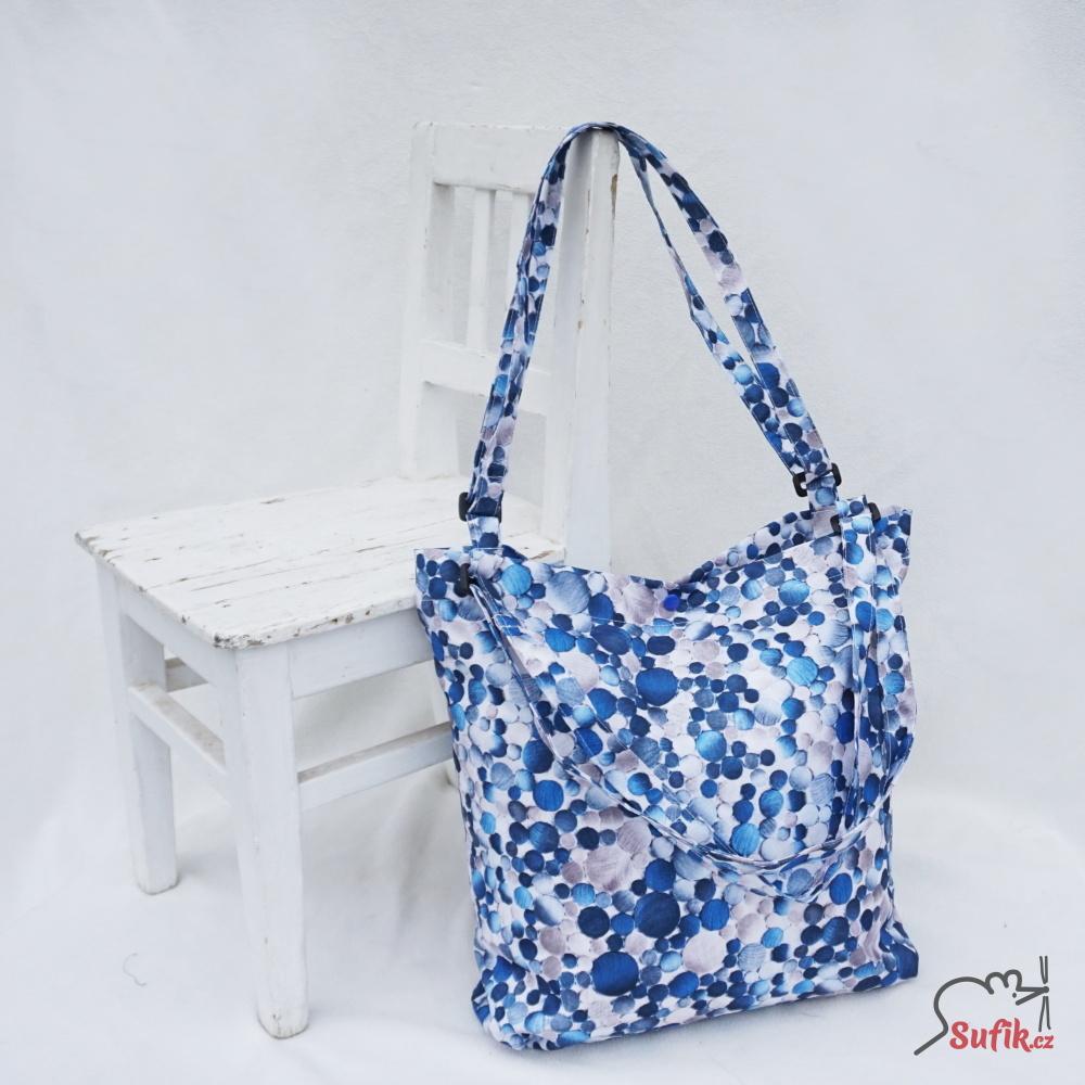 d617aad10 Nákupní taška - skládací, nepromokavá, na patentky / Zboží prodejce ...