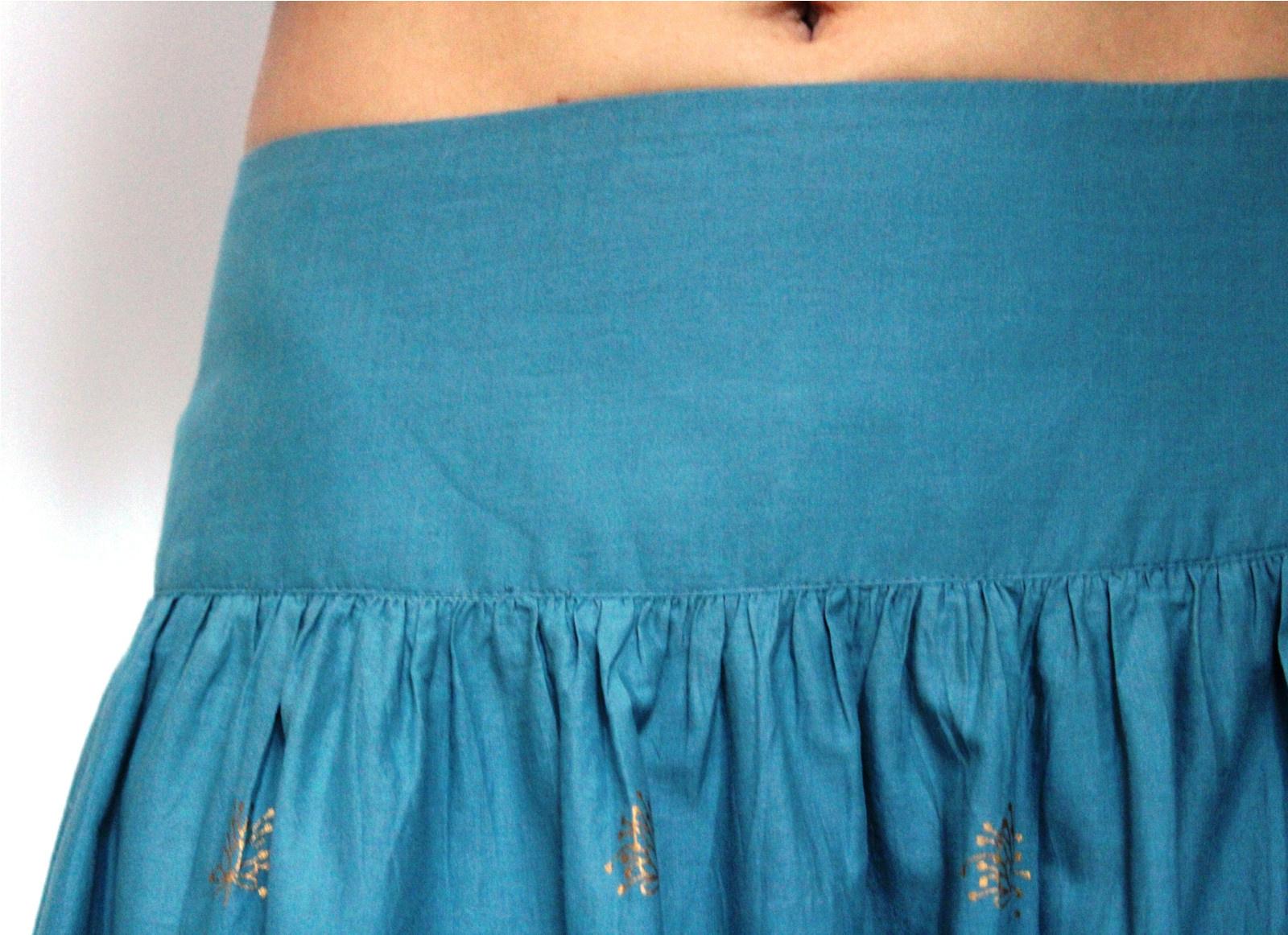 101cd35e6059 LETNÍ RANDE dámská sukně   Zboží prodejce Krásná Helen