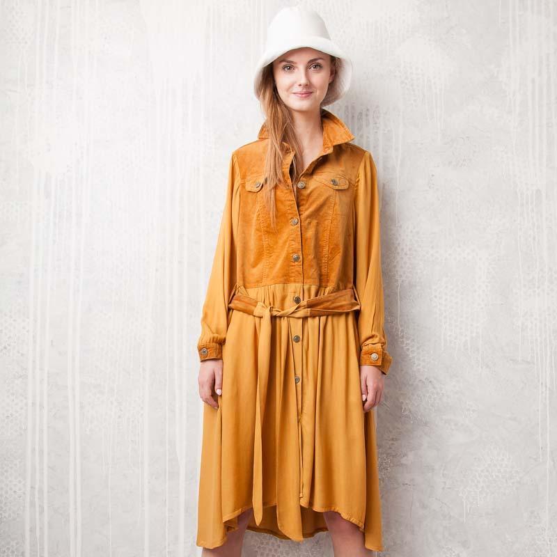 191fabf0854 Krátké košilové šaty - vel. L   Zboží prodejce adelaide design