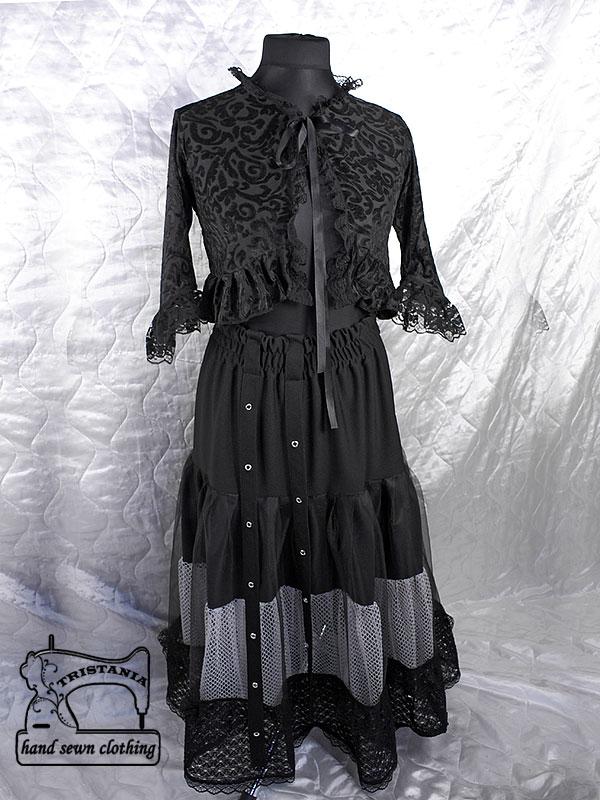 Bolerko Pro Spolecenske Saty I Korzet 0030 Zbozi Prodejce Gothic