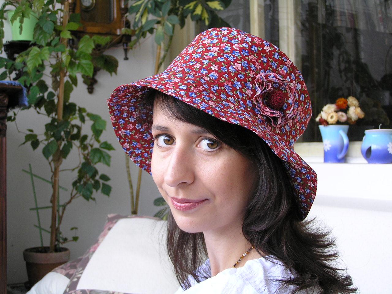 Dámský klobouk 3629aad806