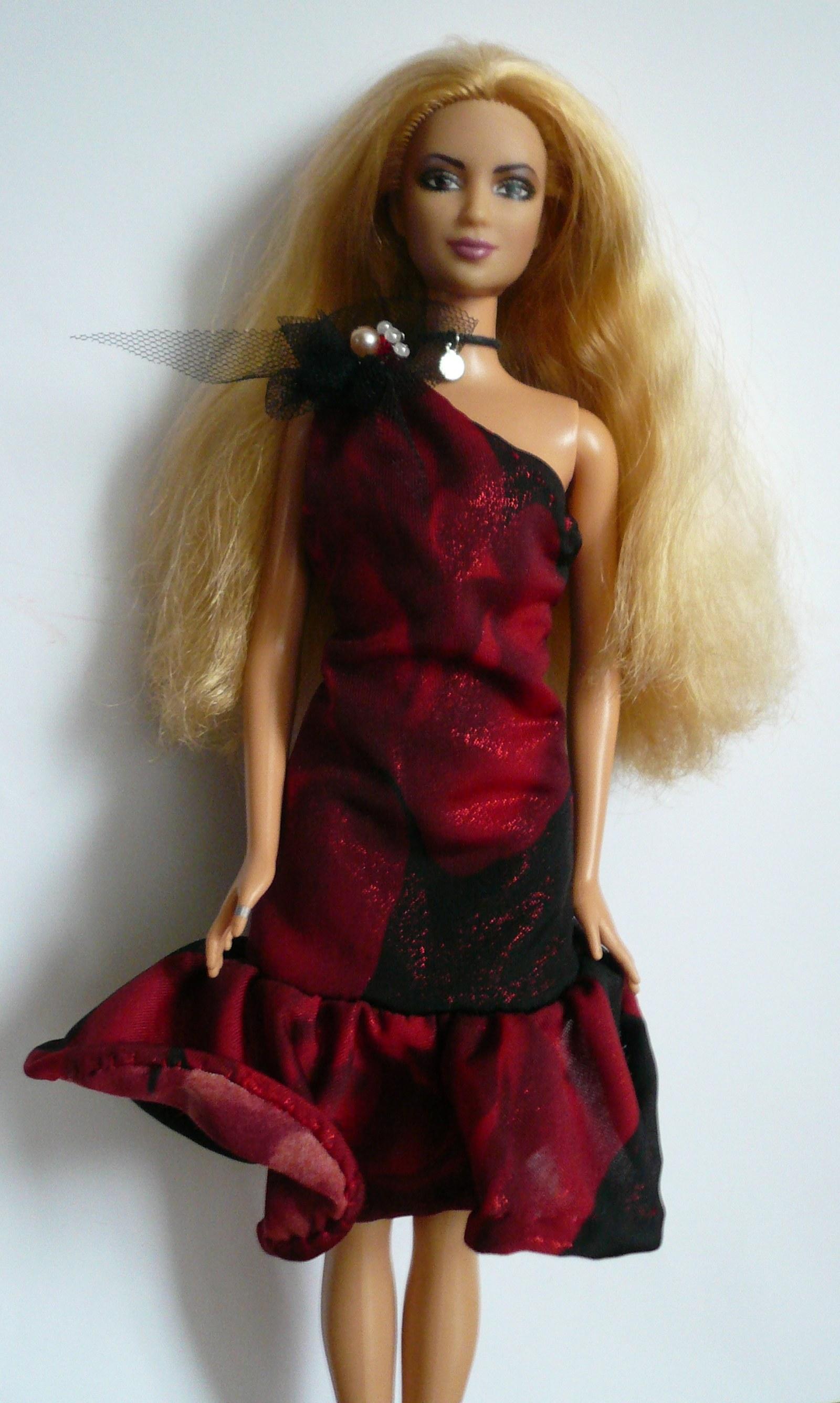 Rudé šaty   Zboží prodejce Jane-s  d05eca5149