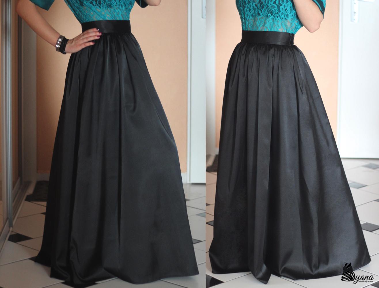 Společenská riasená sukně různé barvy   Zboží prodejce Dyona  495c79506b