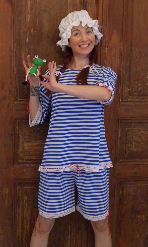 84dc749724c3 dámské pyžamo   Zboží prodejce La Romantica
