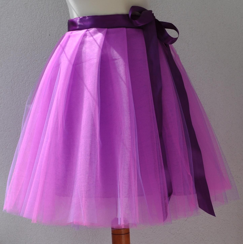 5233c225f35 Zavinovací tylová sukně   Zboží prodejce Akromis
