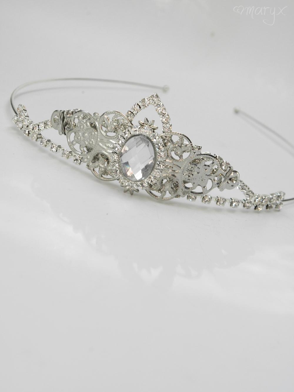 ce737daed57 Štrasová korunka s krystalem   Zboží prodejce maryx