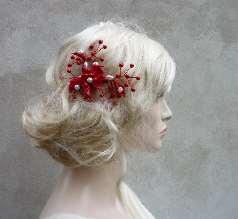 f2853123762 Svatební ozdoba do vlasů Casmee   Zboží prodejce kultdesign