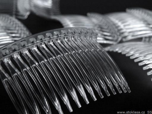 Hřeben do vlasů   7 cm   2 ks   bal   Zboží prodejce LindaMaterial ... aa5cc69f5f