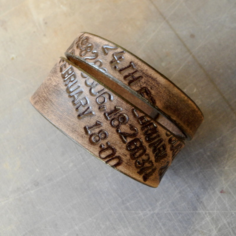 Vintage spojka N°2 (náramek s vlastním textem) š 4   Zboží prodejce ... b804a600e3