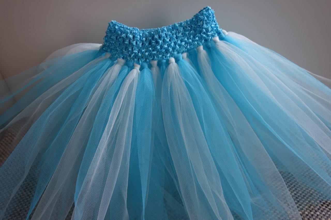 8762584a3ee TUTU tylová sukně