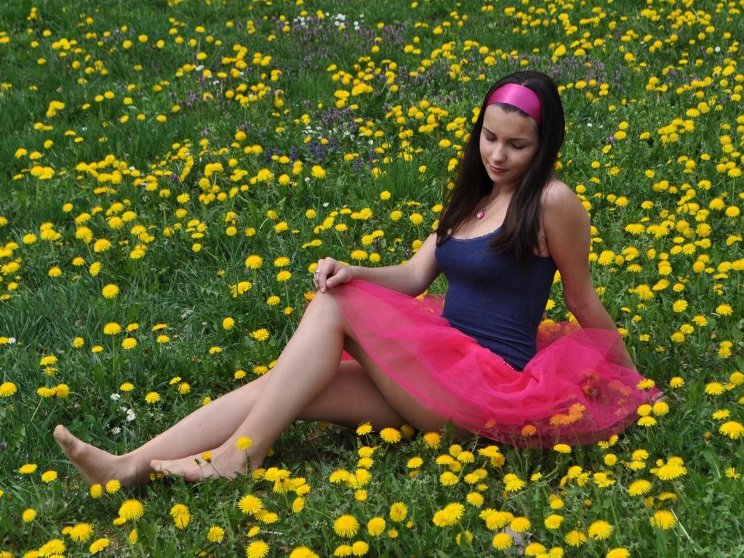 5e4ef3eb2d4 Tmavě růžová tylová sukně   Zboží prodejce Princezna Pampeliška ...