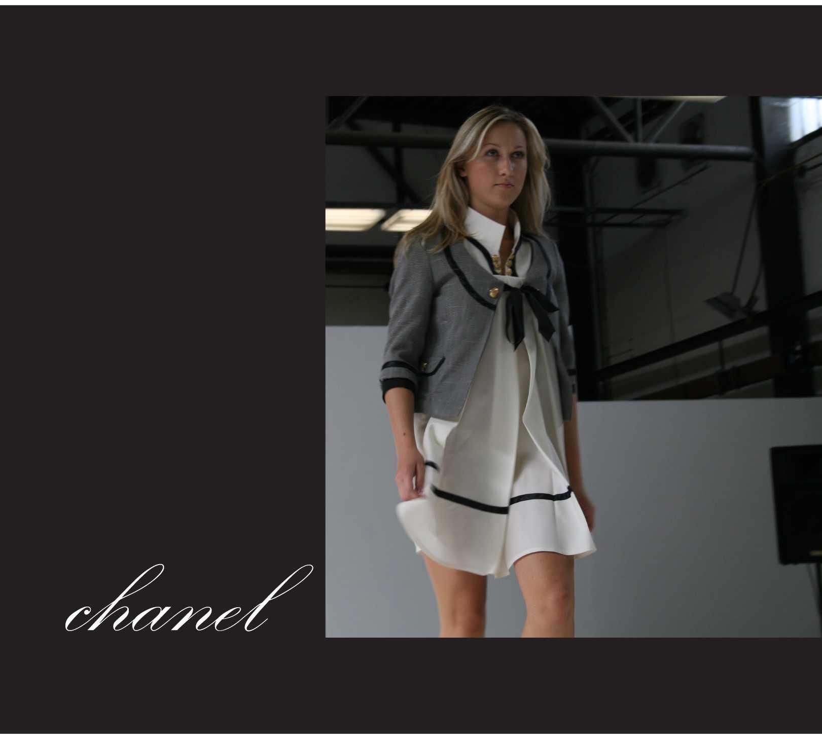 Chic kostým z kolekcie Chanel   Zboží prodejce dhfashion  760a147b153