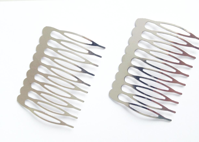 kovový hřebínek do vlasů a208fd9db7