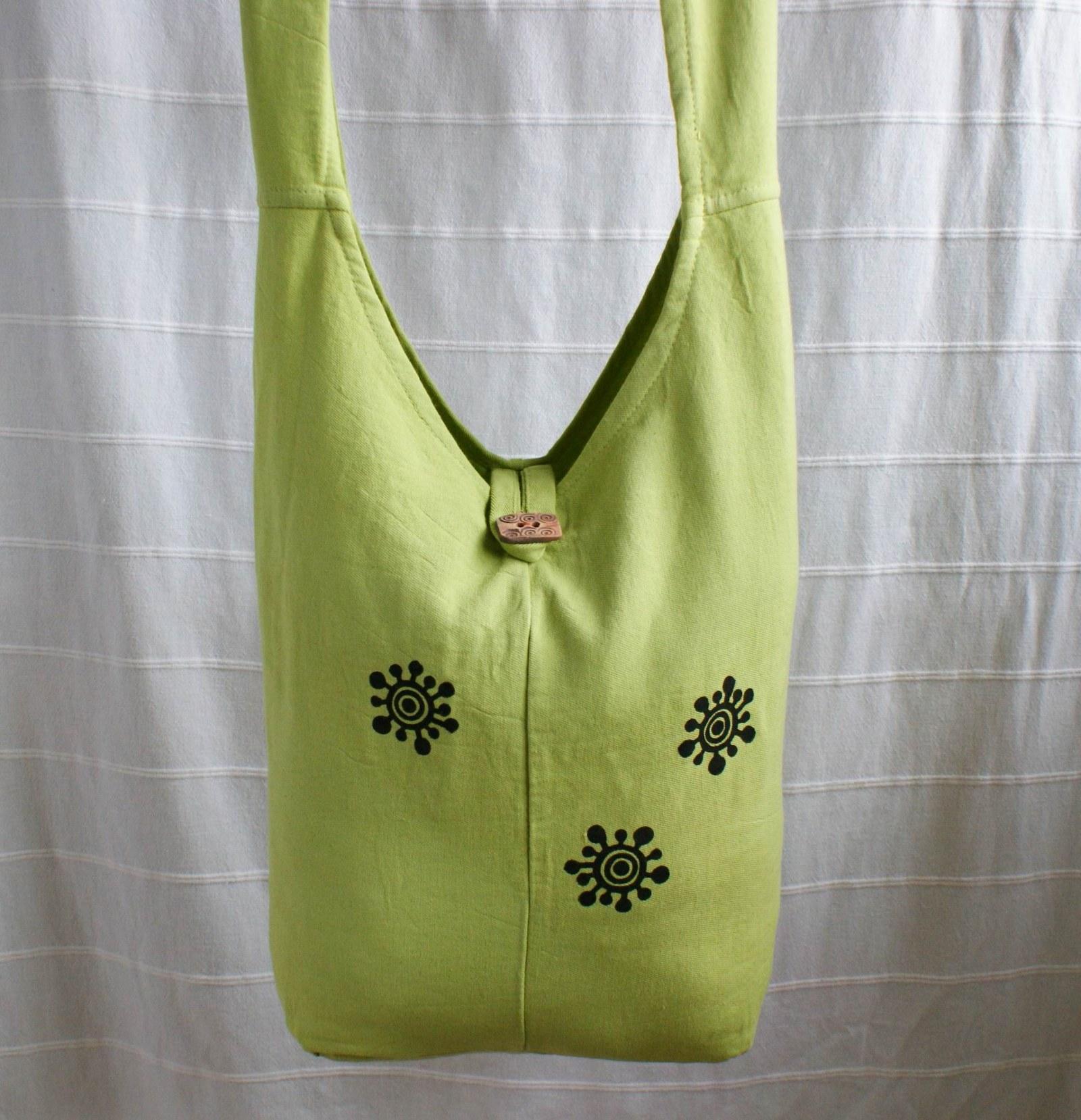 c33910675 Plátěná taška přes rameno / Zboží prodejce Péša | Fler.cz