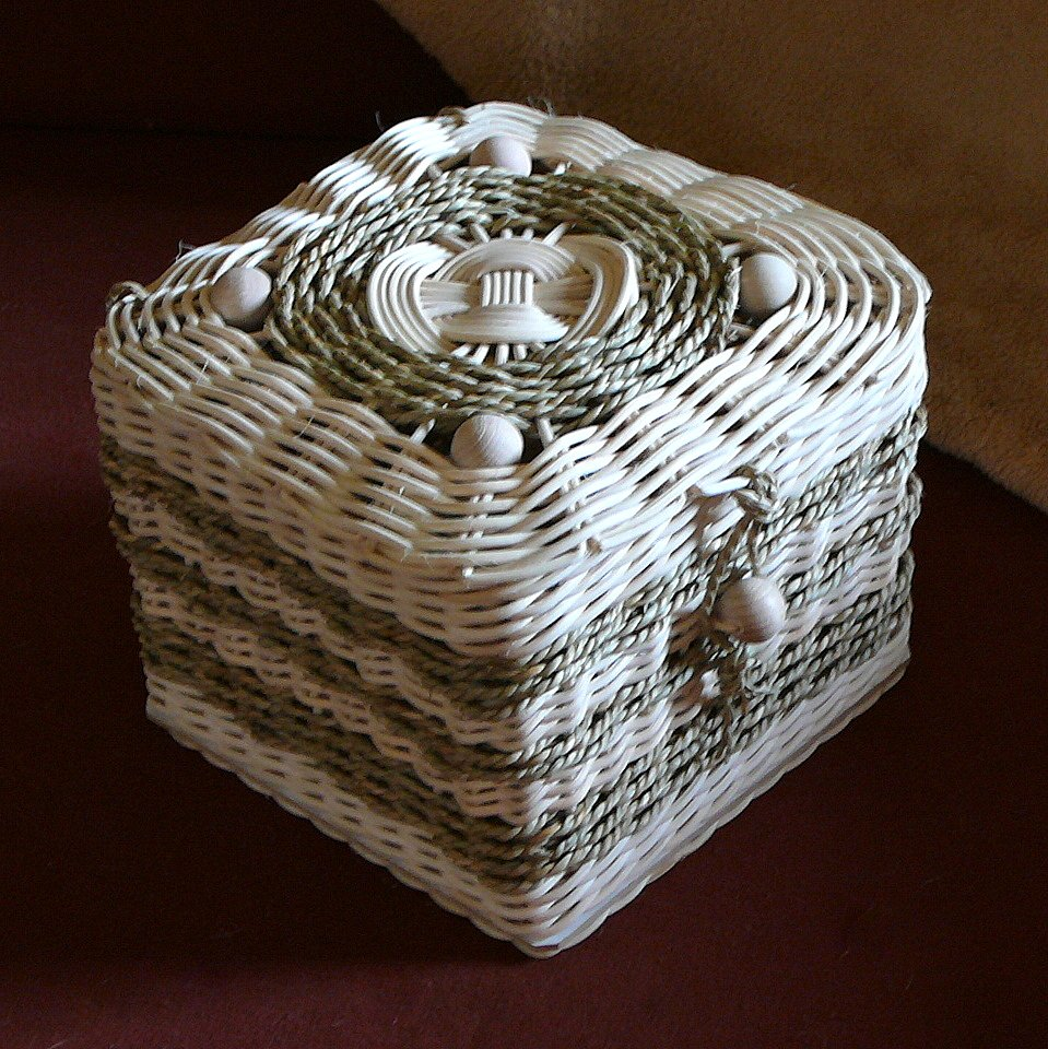 Krabička na svatební dar   Zboží prodejce Proutěný domov  6a8cf135400