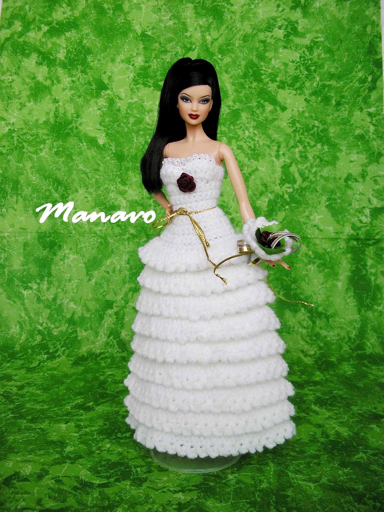 Princeznovske Svatebni Saty S Doplnky Pro Barbie Zbozi Prodejce