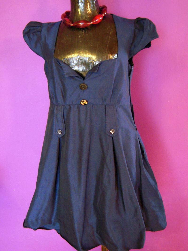 a9d1d6c9f367 Vintage šaty námořnické   Zboží prodejce ebek