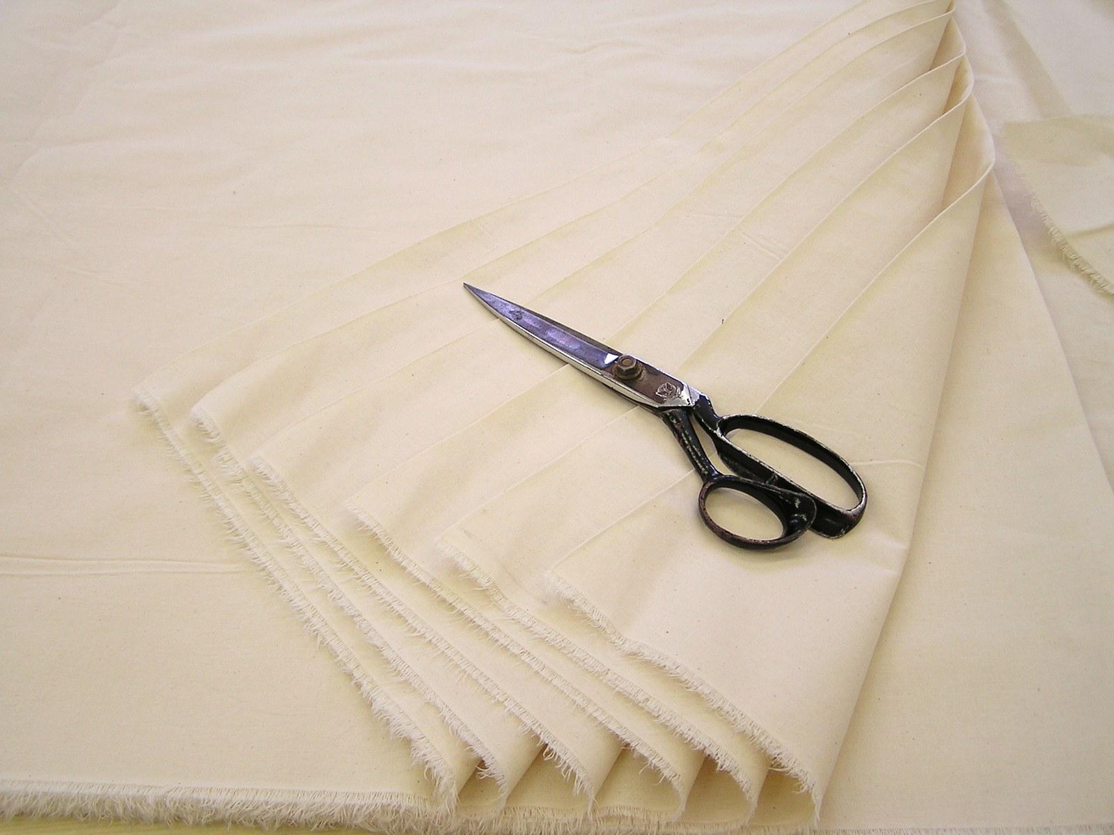 99c80d618d83 Režné plátno - směs bavlna len - metráž   Zboží prodejce PARROT 4884 ...
